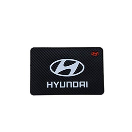 Hyundai Dashboard Non Slip / Anti-Skid Mat | Anti Skid Material | Silicon Type Dashboard Mat | Car Anti Slip Mat-SehgalMotors.Pk