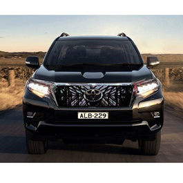 Toyota Prado TRD Sports Conversion from 2009-2019-SehgalMotors.Pk