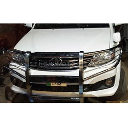 Toyota Hilux Vigo Champ Bull Bar China - Model 2005-2016-SehgalMotors.Pk