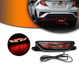 Toyota CHR Back Middle Bumper Brake Lamp With Flash - Model 2017-2019-SehgalMotors.Pk