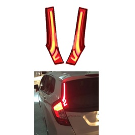 Honda FIT Rear Pillar Back lights - Model 2013-2019-SehgalMotors.Pk