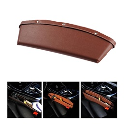 Car Seat Gap Filler Leather Mustard - each-SehgalMotors.Pk