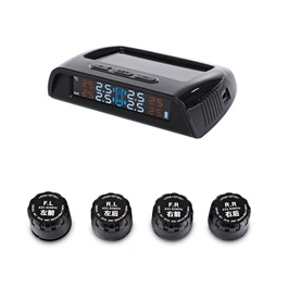 Car Wireless External Tire Pressure Monitoring System-SehgalMotors.Pk
