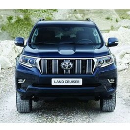Toyota Prado Face Lift Conversion to 2018-SehgalMotors.Pk