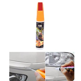 Paint Color Pen Scarlet Red-SehgalMotors.Pk