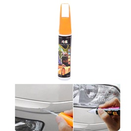 Paint Color Pen Pure White-SehgalMotors.Pk