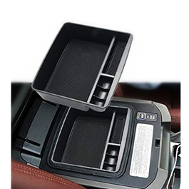 Toyota Prado Arm Rest Storage Box - Model 2009-2019-SehgalMotors.Pk