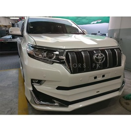 Toyota Prado FJ150 Modellista Body Kit / Bodykit 2 PCS - Model 2018-2019-SehgalMotors.Pk