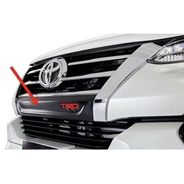 Toyota Fortuner TRD Grill Strip Black - Model 2016-2021-SehgalMotors.Pk