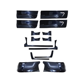 Toyota Hilux Revo RBS Body Cladding 12 Pieces - Model 2016-2019-SehgalMotors.Pk
