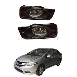 Honda City Pentair Fog Lamps / Fog Lights HD-422E - Model 2009-2017-SehgalMotors.Pk