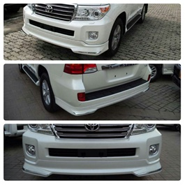 Toyota Land Cruiser Body Kit  - Model 2007-2015-SehgalMotors.Pk