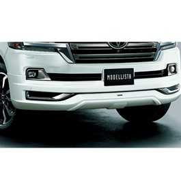 Toyota Land Cruiser Modellista Style Body Kit / Bodykit - Model 2007-2015	-SehgalMotors.Pk