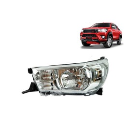 Toyota Hilux Revo Genuine Headlight Right Side - Model 2016-2019-SehgalMotors.Pk