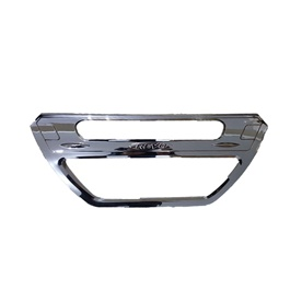 Toyota Hilux Revo Tailgate Handle Surround With Revo Logo Chrome - Model 2016-2019	-SehgalMotors.Pk
