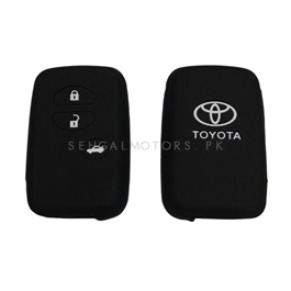 Toyota Aqua PVC Key Cover - Model 2012-2017	-SehgalMotors.Pk