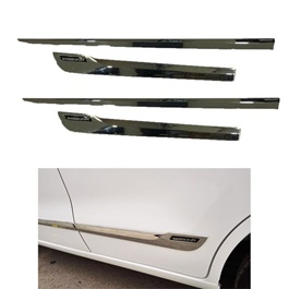 Suzuki Wagon R Chrome Door Moulding - Model 2016-2019-SehgalMotors.Pk