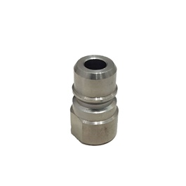 Washer Connector PA QUICK PLUG G1/4F STAINLESS STEEL1-SehgalMotors.Pk