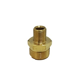 Washer Connector KRANZLE /M22 G1/4M BRASS 1-SehgalMotors.Pk