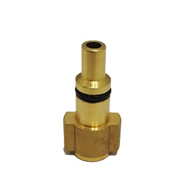 Washer Connector LAVOR HAMMERFLEX G1/4F BRASS 1-SehgalMotors.Pk