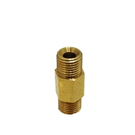 Washer Connector OUTLET G1/4M INTET G1/4M BRASS 1-SehgalMotors.Pk