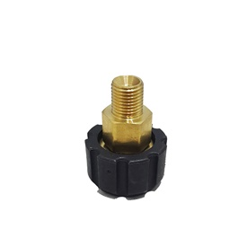 Washer Connector KARCHER HD/HDS[OLD]G1/4M BRASS 1-SehgalMotors.Pk