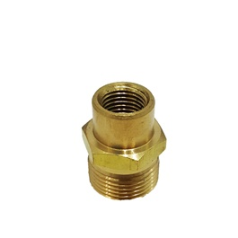 Washer Connector KRANZLE /M22 G1/4F BRASS 1-SehgalMotors.Pk