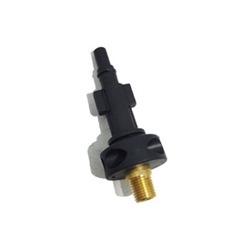 Washer Connector AR/BOSCH/B&D/INTERSKOL G1/4MBRASS +NYLON 1-SehgalMotors.Pk