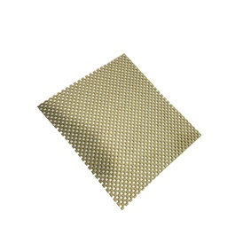 Plain Dotted Dashboard Non Slip / Anti-Skid Mat - Beige -SehgalMotors.Pk