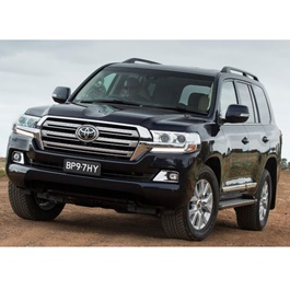 Toyota Land Cruiser Conversion to 2018-SehgalMotors.Pk