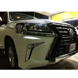 Toyota Land Cruiser LC200 LX570 Body Kit - Model 2015-2019-SehgalMotors.Pk