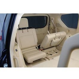 Toyota Land Cruiser Seats 2pcs Beige - Model 2015-2018-SehgalMotors.Pk