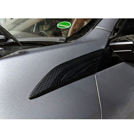 Honda Civic Side Fender Carbon Fiber Trim - Model 2016-2020-SehgalMotors.Pk