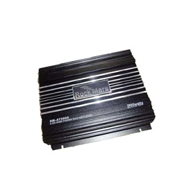 Rock Mars RM-AT2900 Car Amplifier - 2 Channel-SehgalMotors.Pk
