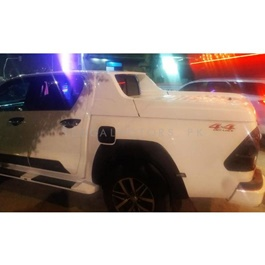 Toyota Hilux Revo Super Lid Roll Bar Carryboy - Model 2016-2020-SehgalMotors.Pk