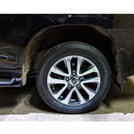 Toyota Prado Genuine OEM Alloy Rim 18 Inches - Model 2009-2018-SehgalMotors.Pk