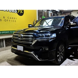 Toyota Land Cruiser Conversion with Bodykit From Model 2008 to 2018-SehgalMotors.Pk