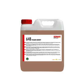 Sonax Active Cleaning Foaming Berry - 10L-SehgalMotors.Pk