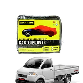 Suzuki Mega Carry Xtra Maximus Non Woven Scratchproof Waterproof Top Cover - Model 2017-2019-SehgalMotors.Pk