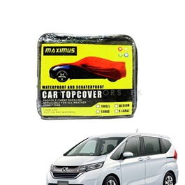 Honda Freed Maximus Non Woven Scratchproof Waterproof Top Cover - Model 2016-2018-SehgalMotors.Pk