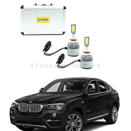 BMW X4 Maximus Led HID Extreme Vision - Model 2014-2018-SehgalMotors.Pk
