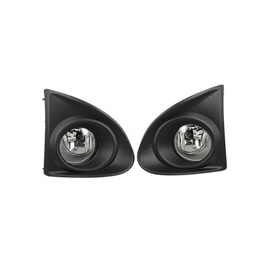Toyota Corolla Axio DLAA LED Fog Lamps / Fog Lights TY658 - Model 2012-2017-SehgalMotors.Pk