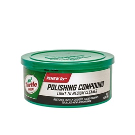 Turtle Wax T241A Polishing Compound - 298g | Auto Polishing & Grinding Car Wax | Car Compound | Compound Polish | Shining Look Polish-SehgalMotors.Pk