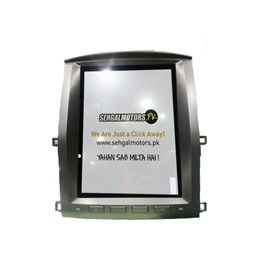 Toyota Land Cruiser LCD Multimedia System Full Version - Model 1998-2007-SehgalMotors.Pk