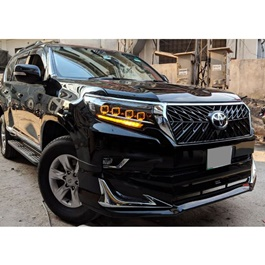 Toyota Prado TRD Sports Conversion / Upgrade with Modellista Body Kit / Bodykit from 2009-2019