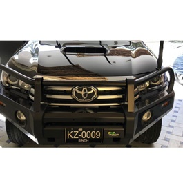 Toyota Hilux Revo Ironman Loop Style Roll Bar - Model 2016-2019-SehgalMotors.Pk