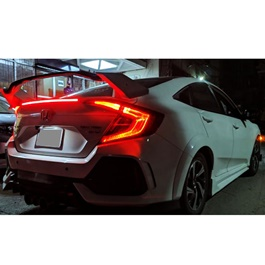 Honda Civic Kantara Back LED Spoiler – Model 2016-2021-SehgalMotors.Pk