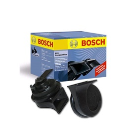BOSCH Compact Plus Dual Tone Fanfare Car Durable Horns - EC6 -SehgalMotors.Pk