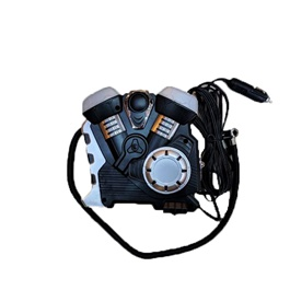 Digital Robotic Professional Air Compressor High Pressure Tire / Tyre Inflator-SehgalMotors.Pk