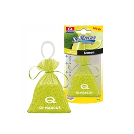 Dr Marcus Hanging Bag Fresh Air Freshener Car Perfume Fragrance- Lemon-SehgalMotors.Pk